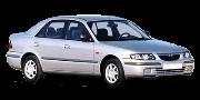 Mazda 626 (GF) 1997-2002