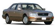 Lexus LS 400 (UCF20) 1994-2000