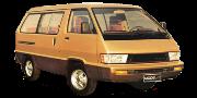 Toyota Model-F YR21 1983-1988