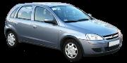 Opel Corsa C 2000-2006