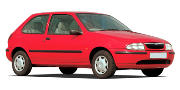 Mazda 121 (ZQ) 1996-2002