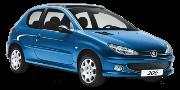 Peugeot 206 1998-2012