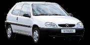 Citroen Saxo 1999-2003