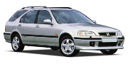 Honda Civic Aerodeck 1998-2000