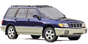 Subaru Forester (S10) 2000-2002