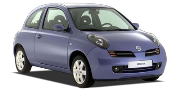 Nissan Micra (K12E) 2002-2010