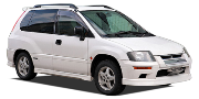 Mitsubishi Space Runner (N6) 1999-2002