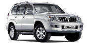 Toyota Land Cruiser (120)-Prado