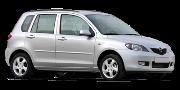 Mazda Mazda 2 (DY) 2003-2006
