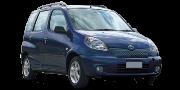 Toyota Yaris Verso 1999-2005