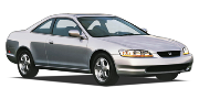 Honda Accord Coupe USA 1998-2003