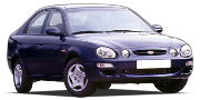 Kia Sephia/Shuma 1996-2001