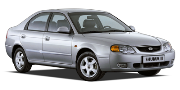 Kia Sephia II/Shuma II 2001-2004