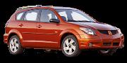 GM Pontiac Vibe 2002-2007