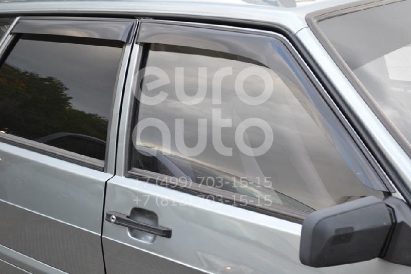 К-кт ветровиков (дефлекторы) бокового стекла для VAZ 2115 1997-2012 - Фото №1