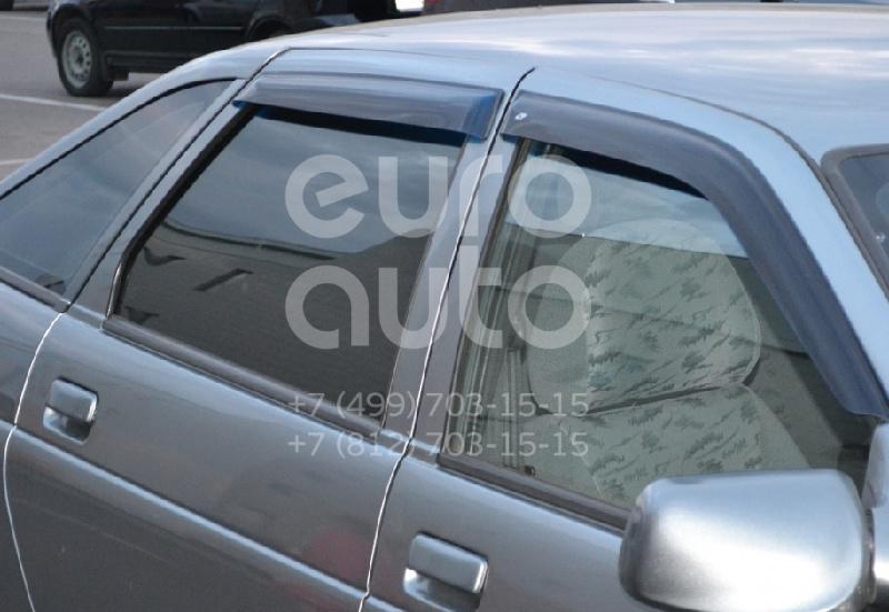 К-кт ветровиков (дефлекторы) бокового стекла для VAZ 21103 1995-2014 - Фото №1
