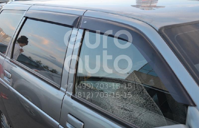 К-кт ветровиков (дефлекторы) бокового стекла для VAZ 21113 - Фото №1