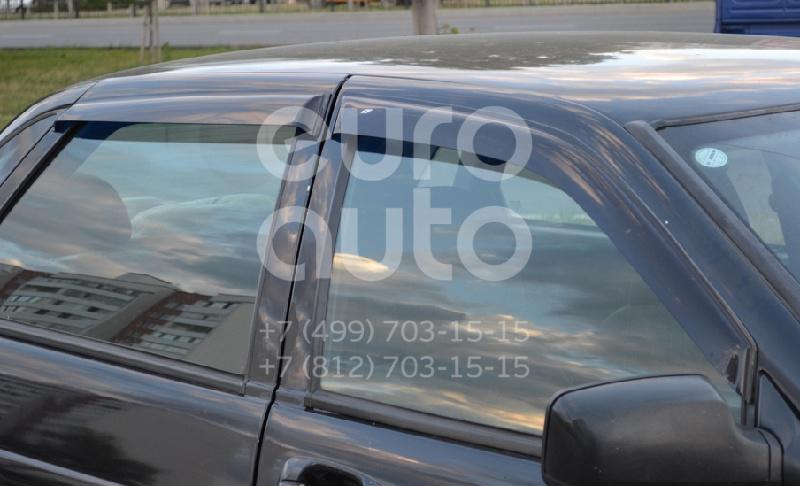 К-кт ветровиков (дефлекторы) бокового стекла для VAZ Lada Priora 2008-2018 - Фото №1