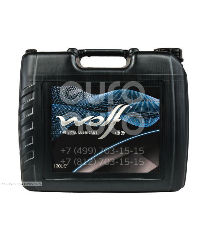 Масло моторное WOLF OFFICIALTECH 5W20 MS-FE 20L СИНТЕТИКА - Фото №1