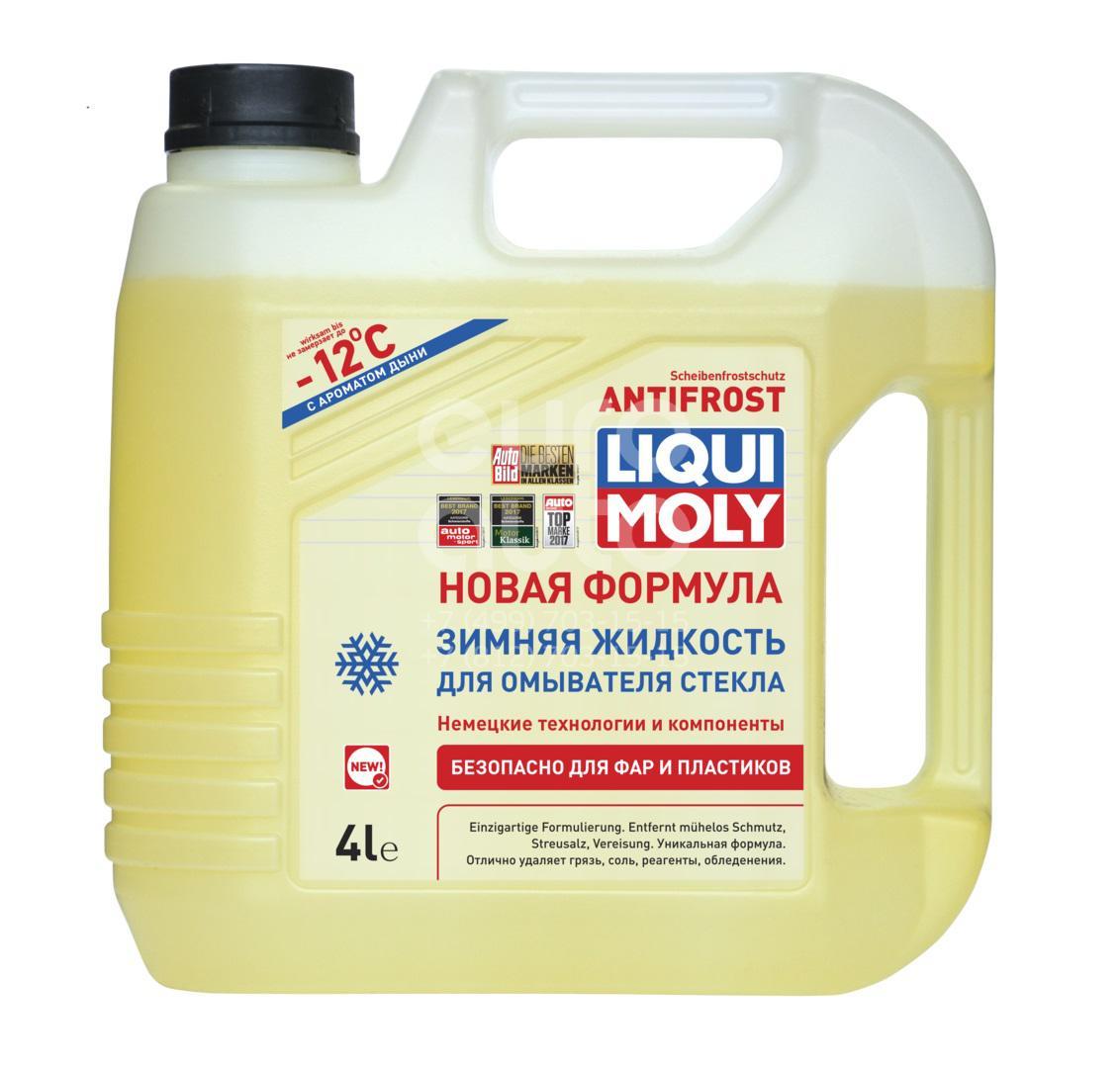 Жидкость омывателя ANTIFROST SCHEIBENFROSTSCHUTZ -12C 4L - Фото №1
