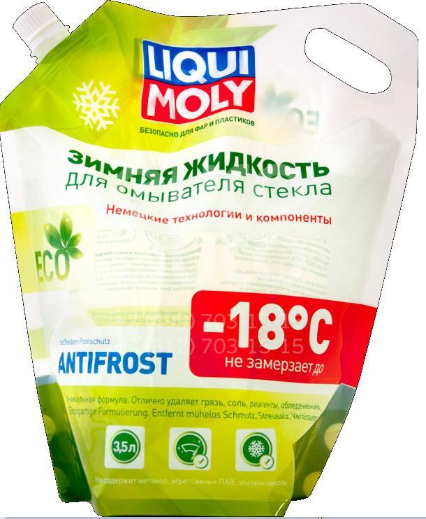 Жидкость омывателя ANTIFROST SCHEIBENFROSTSCHUTZ -18 (ДОЙ-ПАК) - Фото №1