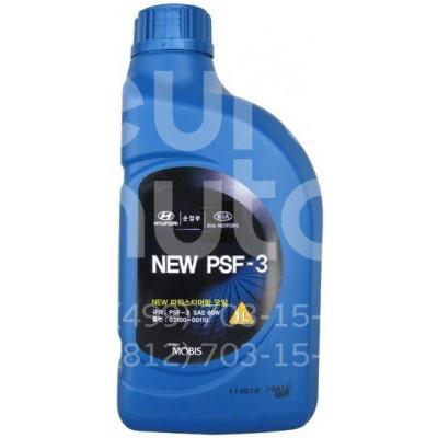 Жидкость гидроусилителя PSF-3 SAE 80W 1L - Фото №1