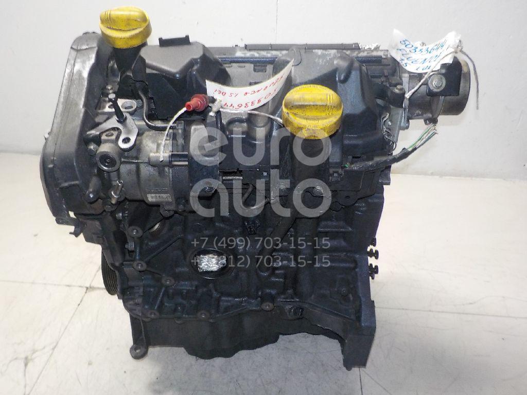 Двигатель для Renault Fluence 2010-2017;Megane III 2009-2016 - Фото №1