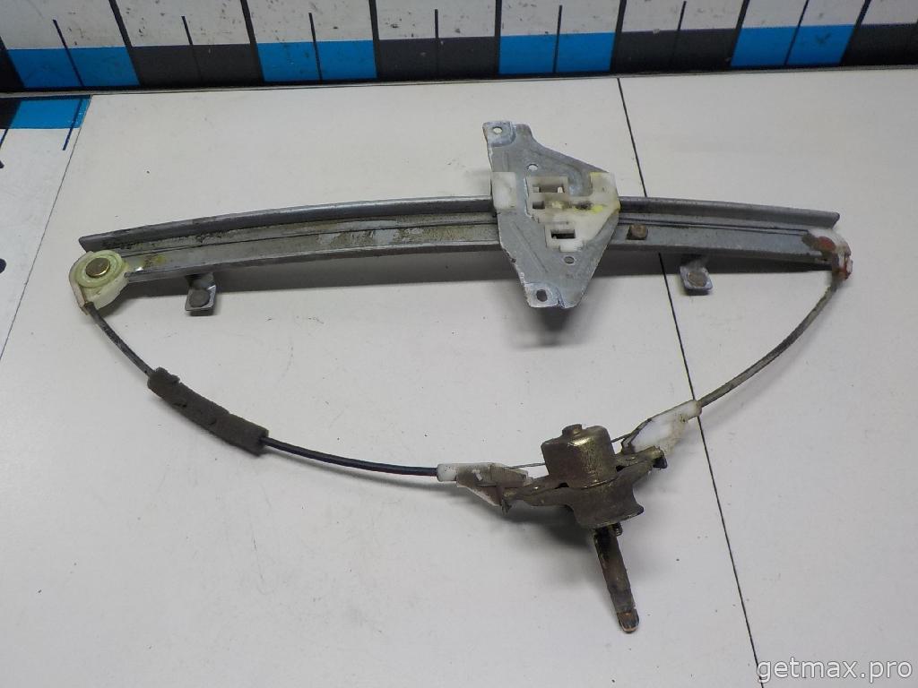 Стеклоподъемник механ. задний левый (бу) Chevrolet Lacetti 2003-2013 купить