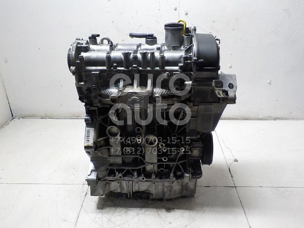 Двигатель для Skoda,VW,Seat Octavia (A7) 2013>;Golf VII 2012>;Leon (5F) 2013>;Fabia 2015> - Фото №1