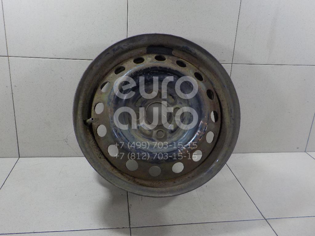Диск колесный железо для Toyota Corolla E12 2001-2007 - Фото №1