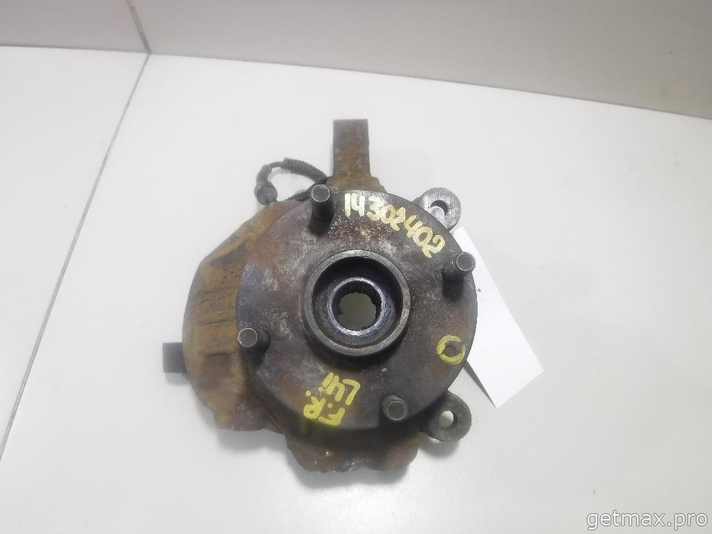 Кулак поворотный передний правый (бу) Chevrolet Lacetti 2003-2013 купить