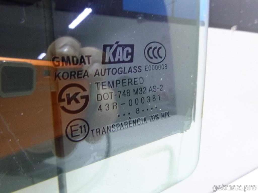 Стекло двери задней левой (бу) Chevrolet Lacetti 2003-2013 купить