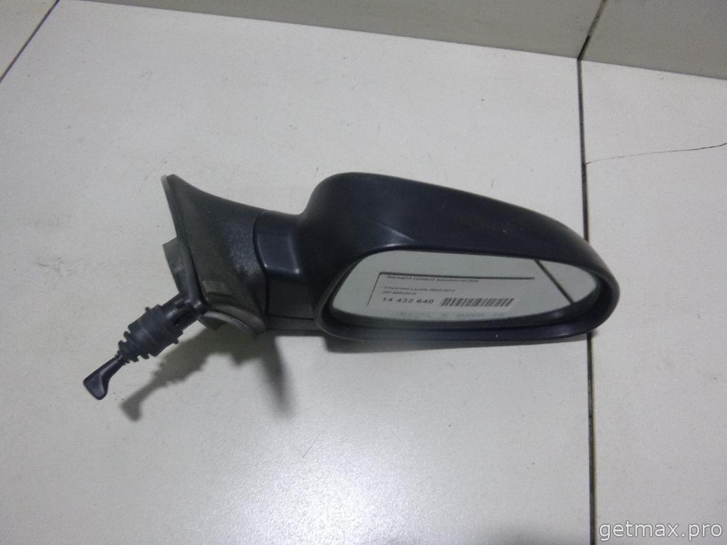 Зеркало правое механическое (бу) Chevrolet Lacetti 2003-2013 купить