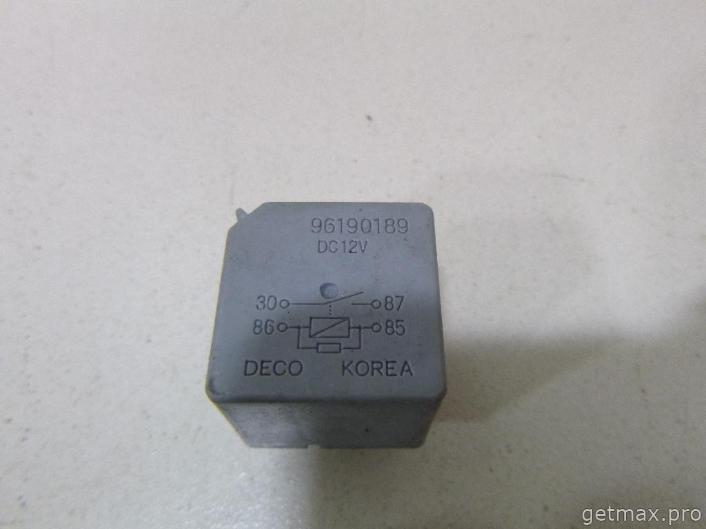 Реле (бу) Chevrolet Lacetti 2003-2013 купить