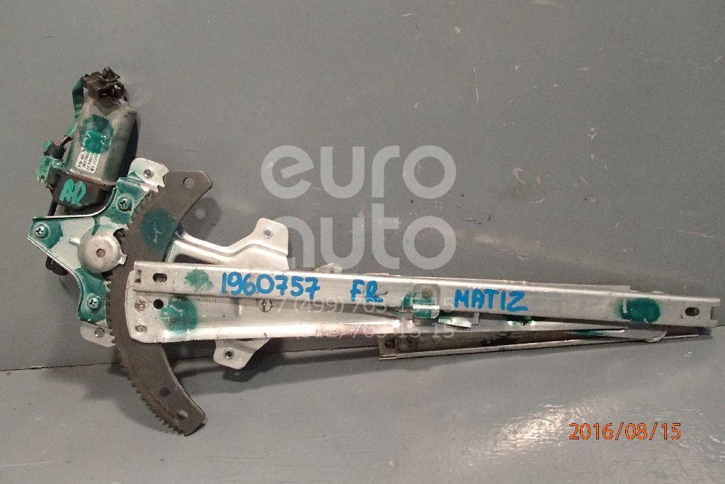 Купить Моторчик стеклоподъемника для Daewoo Matiz (M100/M150) 1998-2015 арт 1960757 по спец цене, разборка, автозапчасти б/у с фото в наличии.