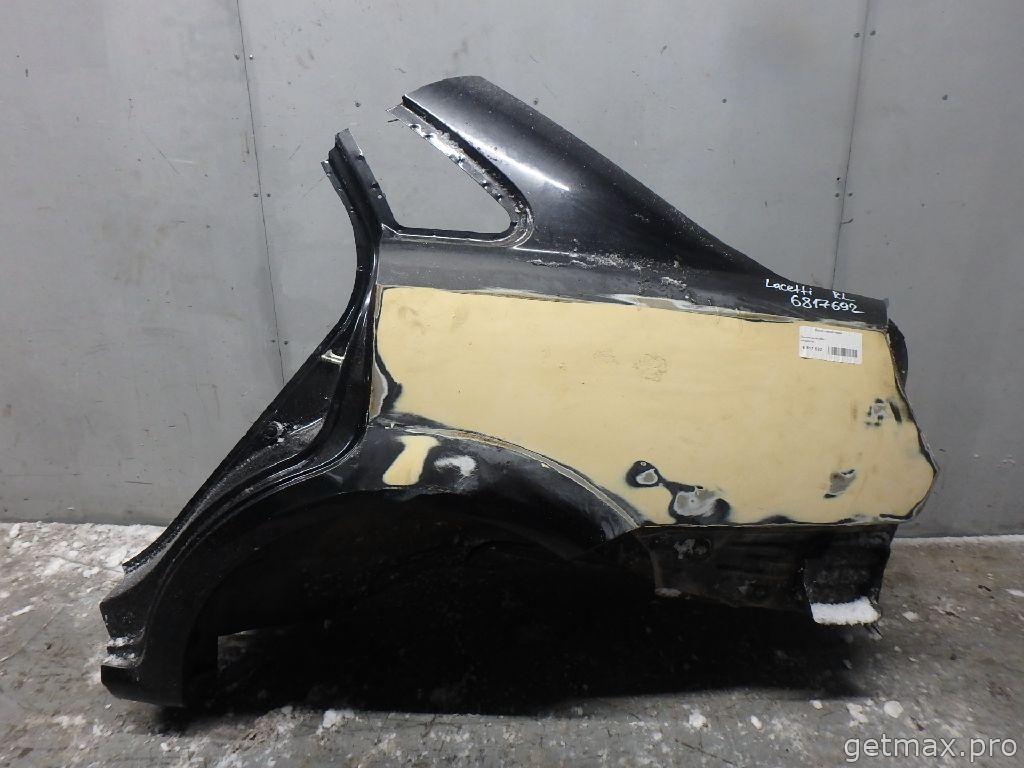 Крыло заднее левое (бу) Chevrolet Lacetti 2003-2013 купить