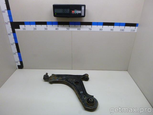 Рычаг передний левый (бу) Chevrolet Lacetti 2003-2013 купить