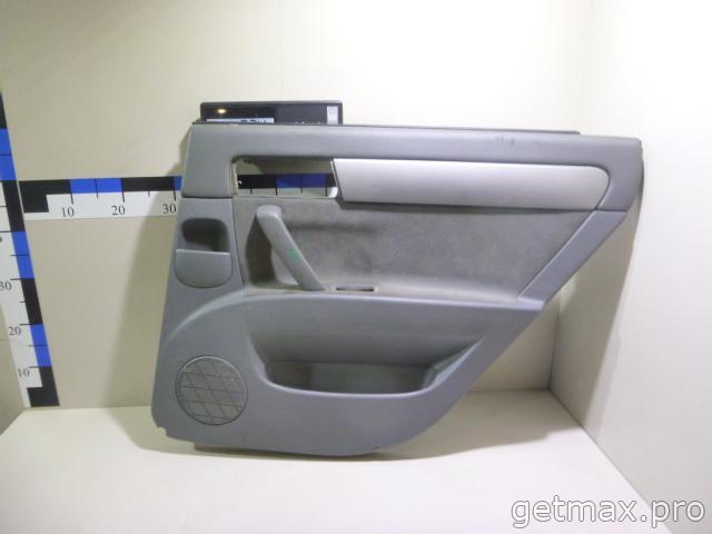 Обшивка двери задней правой (бу) Chevrolet Lacetti 2003-2013 купить