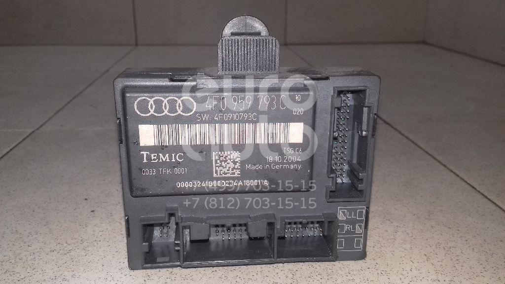 Блок комфорта для Audi A6 [C6,4F] 2004-2011 - Фото №1