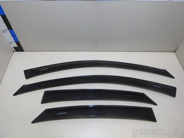 К-кт ветровиков (дефлекторы) бокового стекла (бу) Chevrolet Lacetti 2003-2013 купить