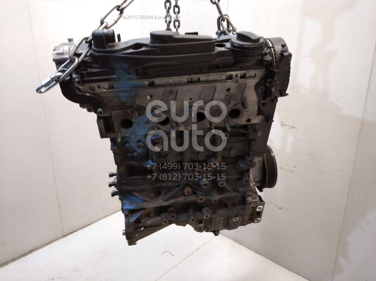 Двигатель для Audi A4 [B8] 2007-2015;A5/S5 [8T] Coupe/Sportback 2008-2016 - Фото №1