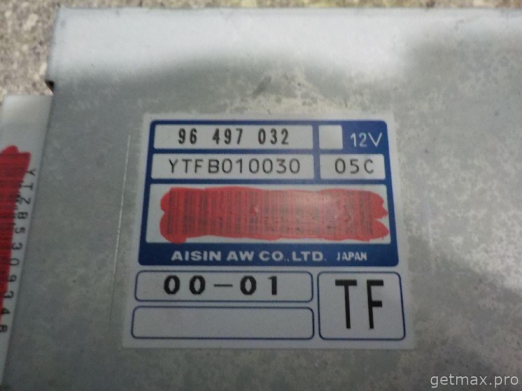 Блок управления АКПП (бу) Chevrolet Lacetti 2003-2013 купить