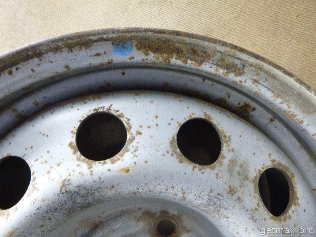 Диск колесный железо (бу) Chevrolet Lacetti 2003-2013 купить