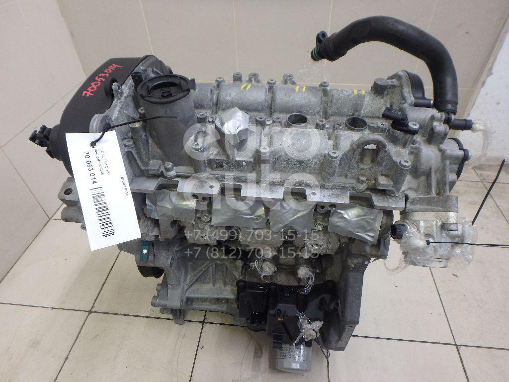 Двигатель для VW,Audi,Seat Golf VII 2012>;A3 [8V] 2013>;Leon (5F) 2013> - Фото №1