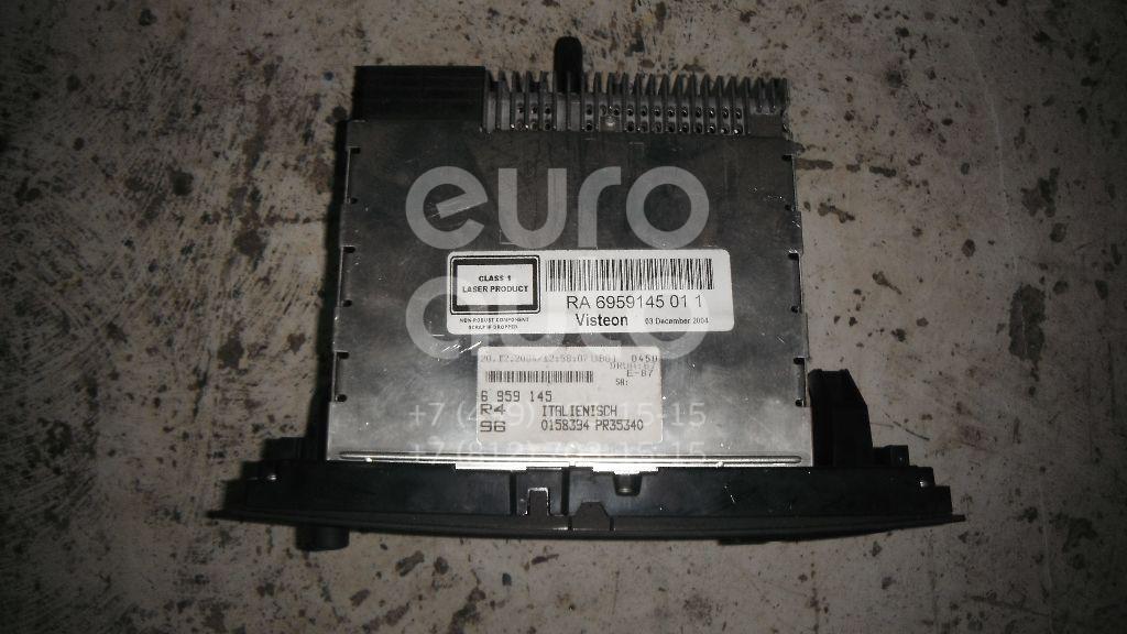 Магнитола для BMW 1-серия E87/E81 2004-2011 - Фото №1