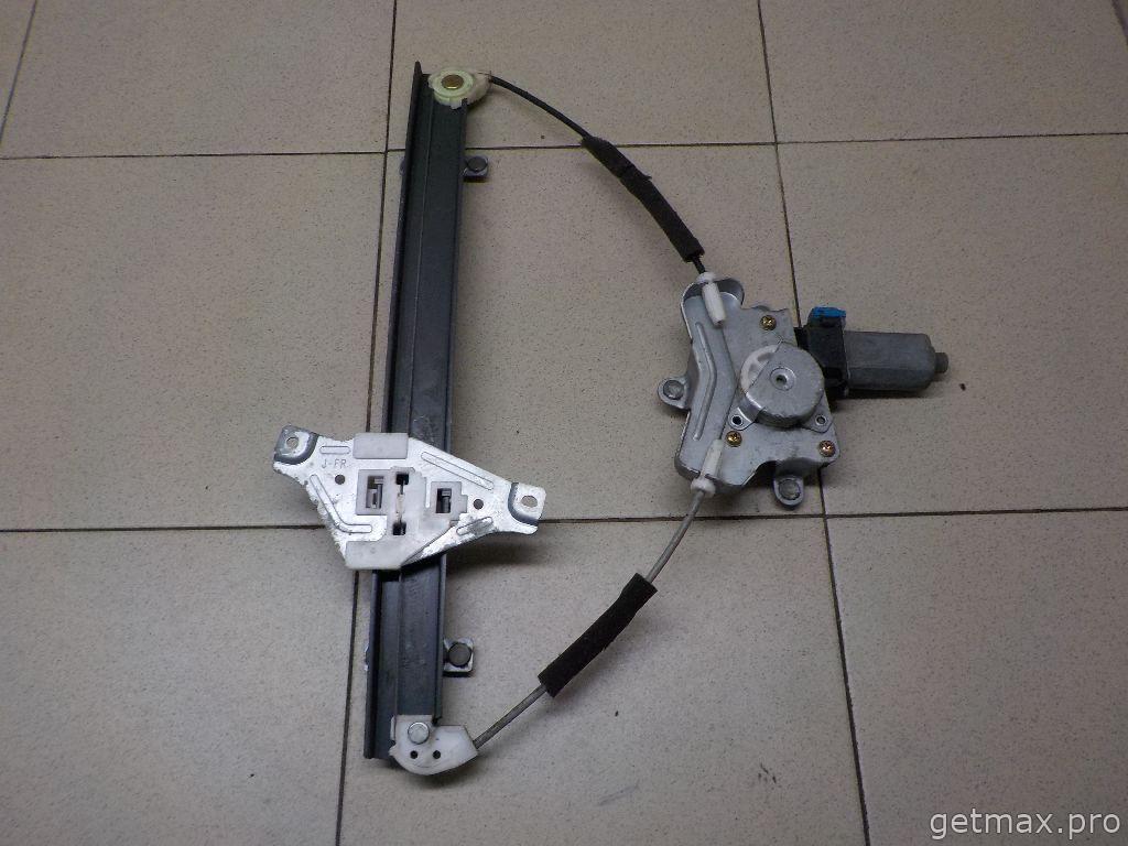 Стеклоподъемник электр. передний правый (бу) Chevrolet Lacetti 2003-2013 купить