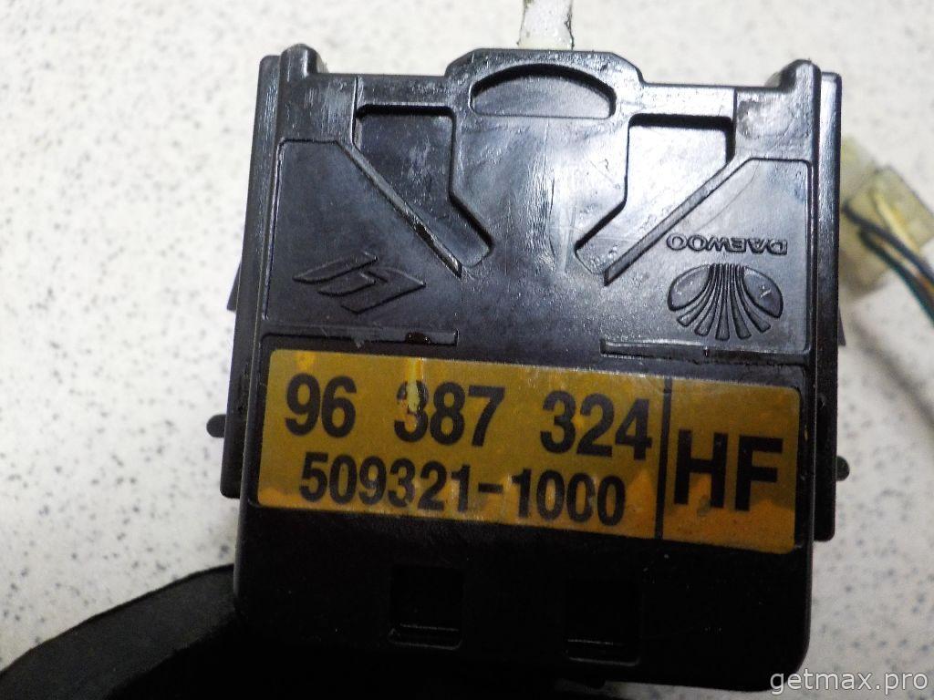 Переключатель поворотов подрулевой (бу) Chevrolet Lacetti 2003-2013 купить
