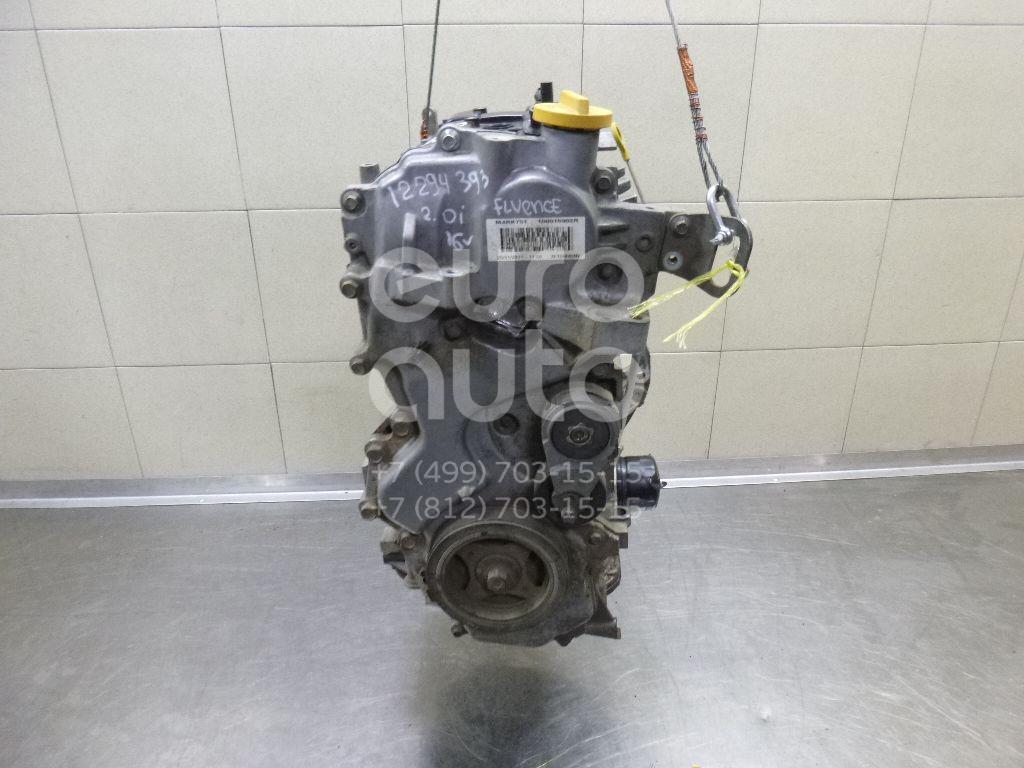 Двигатель для Renault Fluence 2010-2017 - Фото №1