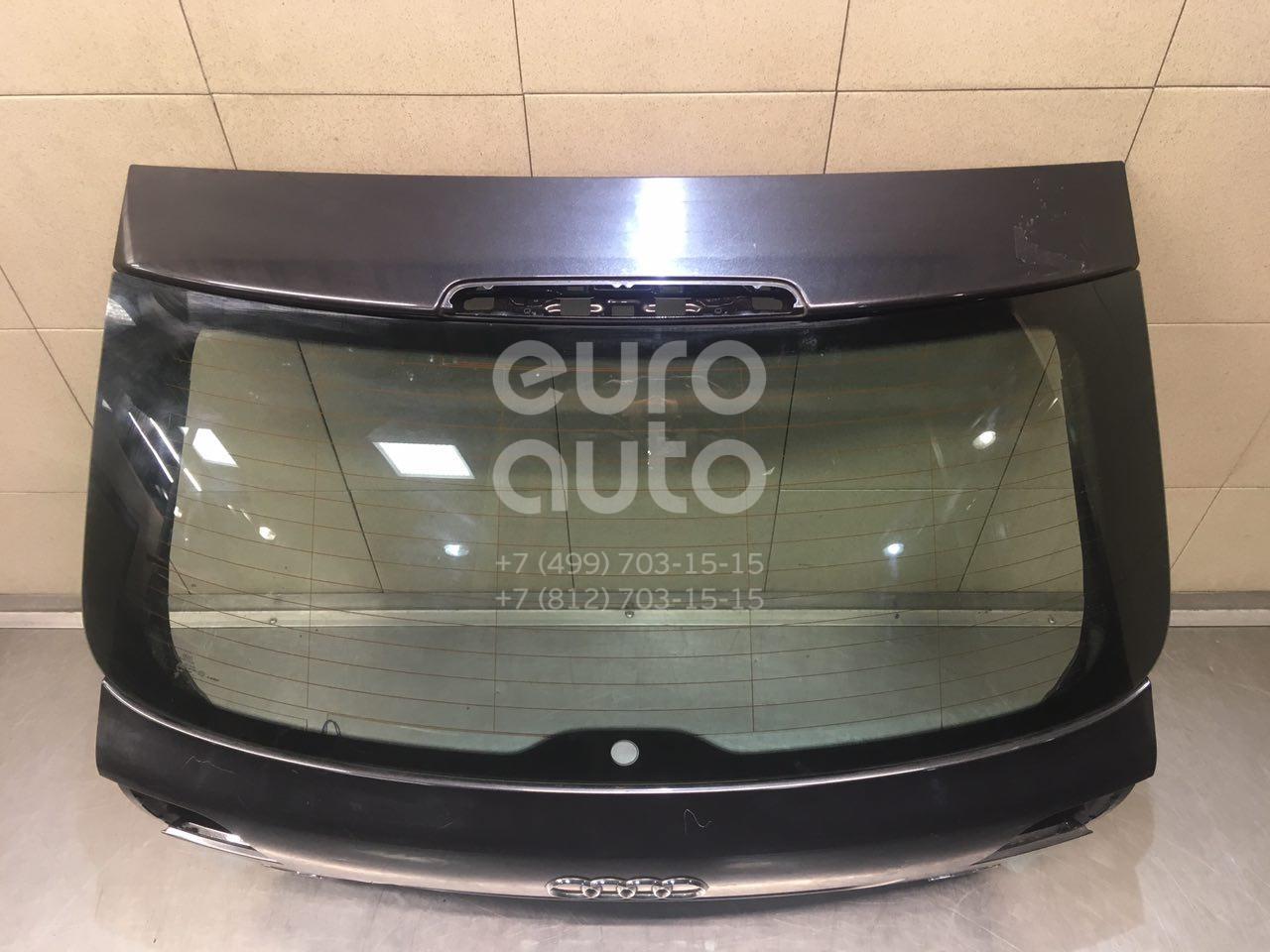Дверь багажника со стеклом для Audi A3 [8PA] Sportback 2004-2013 - Фото №1