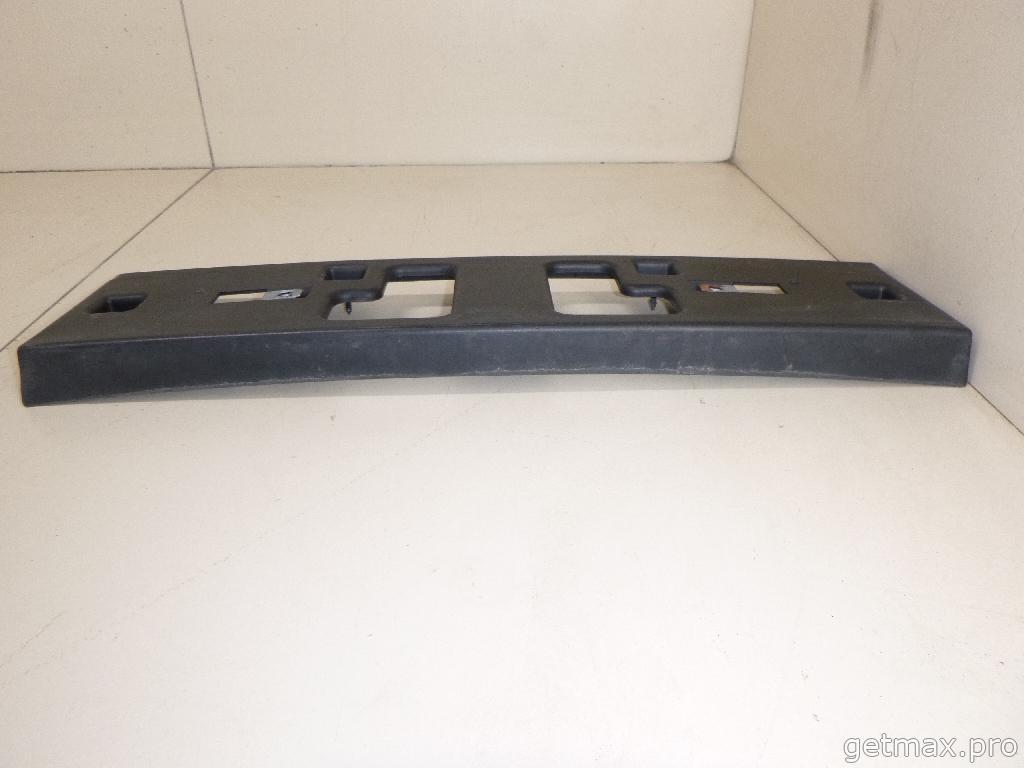 Накладка переднего бампера под номер (бу) Chevrolet Lacetti 2003-2013 купить